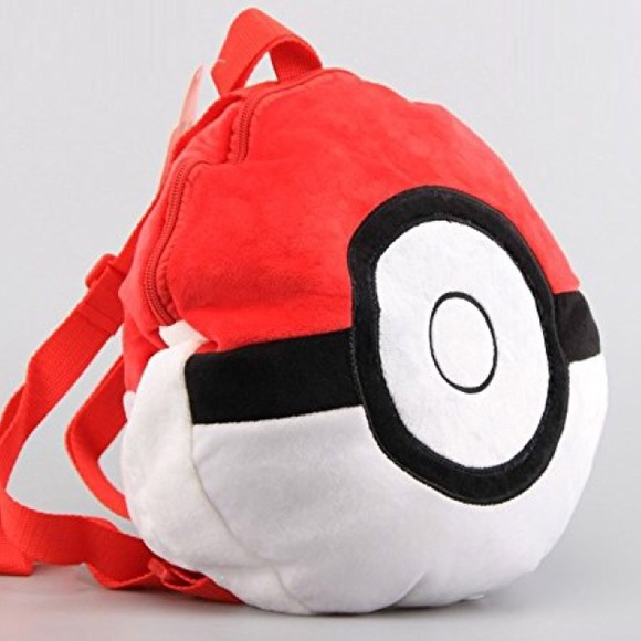 Pokeball Backpack & Pokemon Other | Pokeball Backpack | Poshmark
